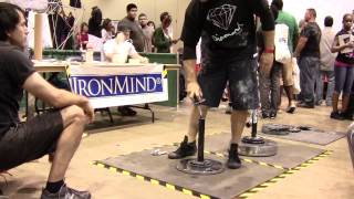 Ironmind Crushed to Dust Grip Challenge left and right