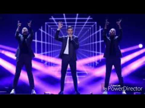 Robin Bengtsson-I Can't Go On Karaoke version (Eurovision 2017 Sweden)