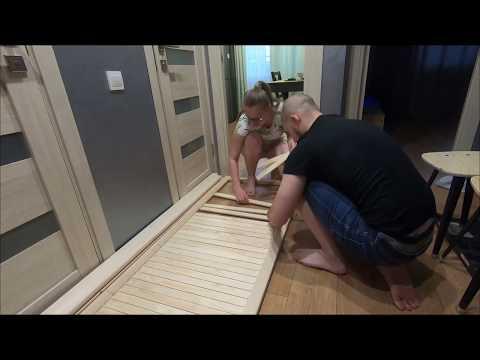 Дверь для шкафа своими руками