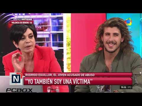Rodrigo Egullor se defendió de las acusaciones en América Noticias (Entrevista completa)