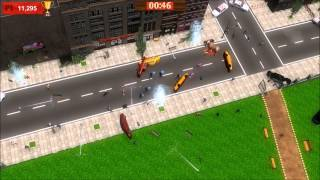 Zoo Rampage Gameplay