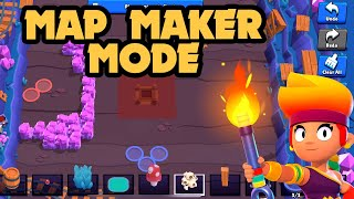 NEW MAP MAKER MODE & legendary brawler AMBER (Brawl Talk)