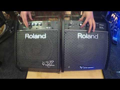 【KEY心斎橋店】Roland PM-10とPM-100を比較してみた!!-ZOOM Q2n使用-