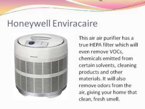 honeywell enviracaire 50250s hepa air purifier review - Honeywell Hepa Air Purifier