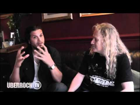 Jeff Scott Soto interview January 2012 - UBER ROCK