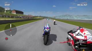 RED BULL RING SPIELBERG CIRCUIT   MotoGp 16   Valentino Rossi The Game   720P HD