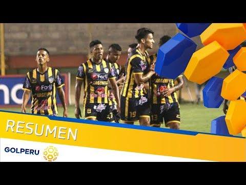 Resumen - Universitario vs Sport Rosario (1-2)
