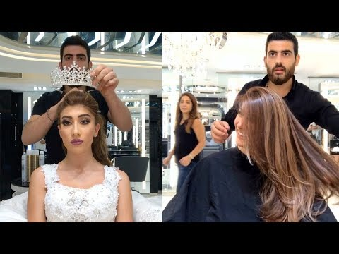 Trendy Hair Color Transformations 2018   Amazing Bridal Hairstyles Tutorials