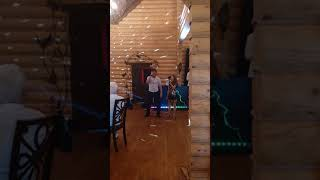 Кира и Алексей Перебейнос - Мы вдвоём (Макс Фадеев)