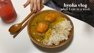 초코칩 쿠키만들어 먹는 자취생 요리 브이로그/땡초 김밥…