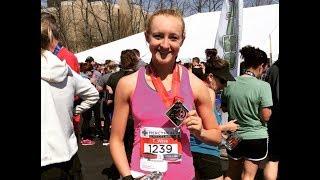 I ran a marathon?!