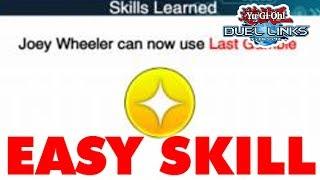 TASTY EASY SKILL FARM - Yu-Gi-Oh! Duel Links