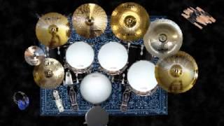 Endang Soekamti - Semoga Kau Di Neraka (DVD Drum Cover)