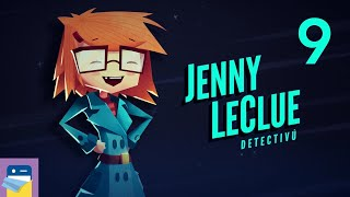 Jenny LeClue - Detectivu: Apple Arcade iPad Gameplay Walkthrough Part 9 (by Mografi)