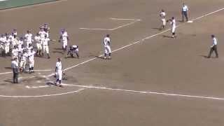 2015  高校野球   唐津商サヨナラ勝ち