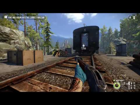 Payday 2 Sydney Transport: Train Heist DW SOLO