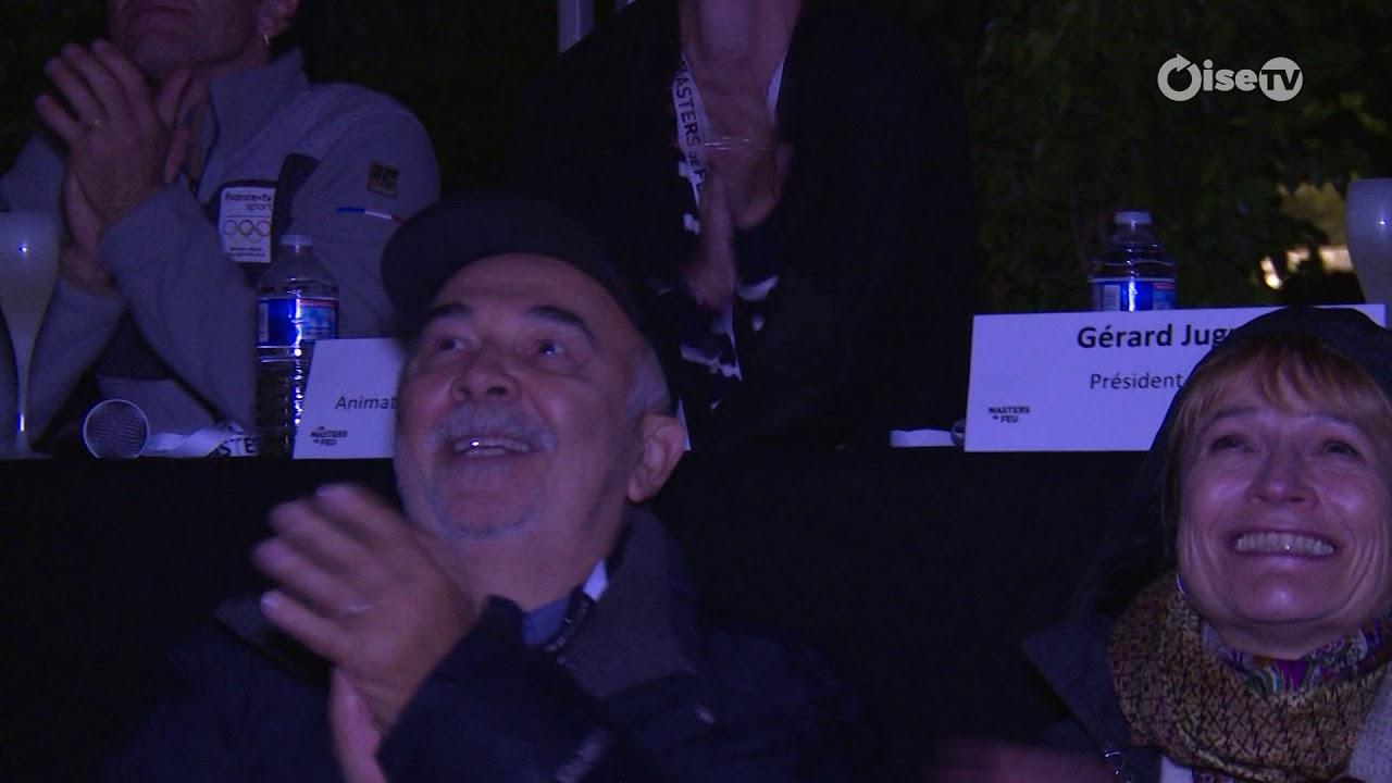 Compiègne : la France, gagnante des Masters d'Argent