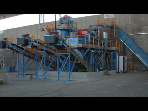 ProTec Heavy media plant