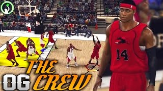 NBA 2K11 Crew Mode Throwback! Let's Find Out How Different It Is! NBA 2K Crew Mode Gameplay