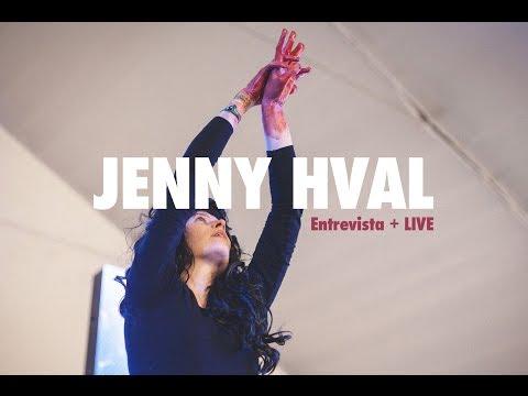 Entrevista a Jenny Hval x deez.tv