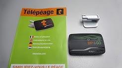 """Bip & Go  """"Die elektr. Mautzahlung für Frankreich und Spanien"""""""