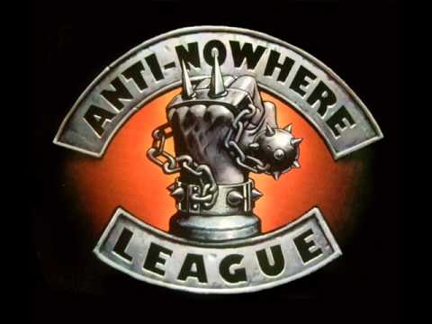 anti nowhere league-let the country feed you