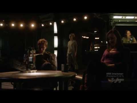 SGU Stargate Universe S02E01 - Szene - Mumford & Sons - After The Storm
