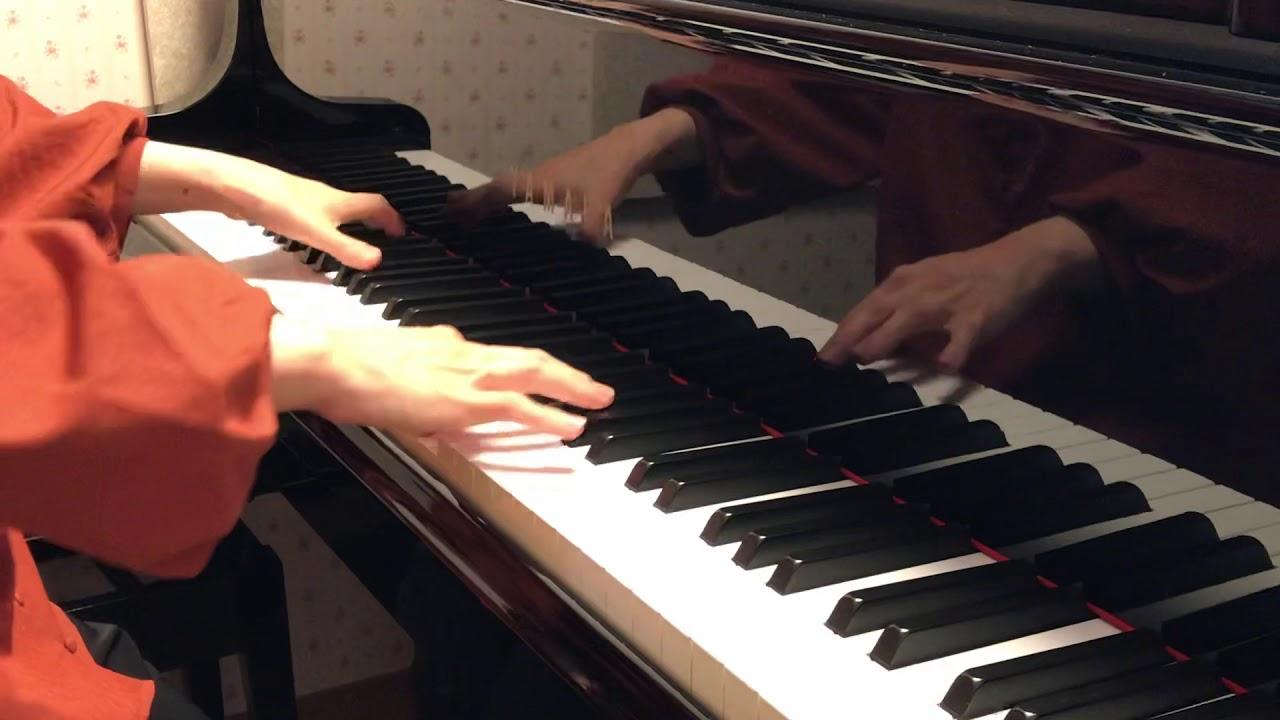 ピアノ演奏「証拠/ジャニーズWEST」【耳コピ】