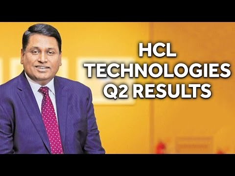 HCL Technologies Q2 Results | Presser