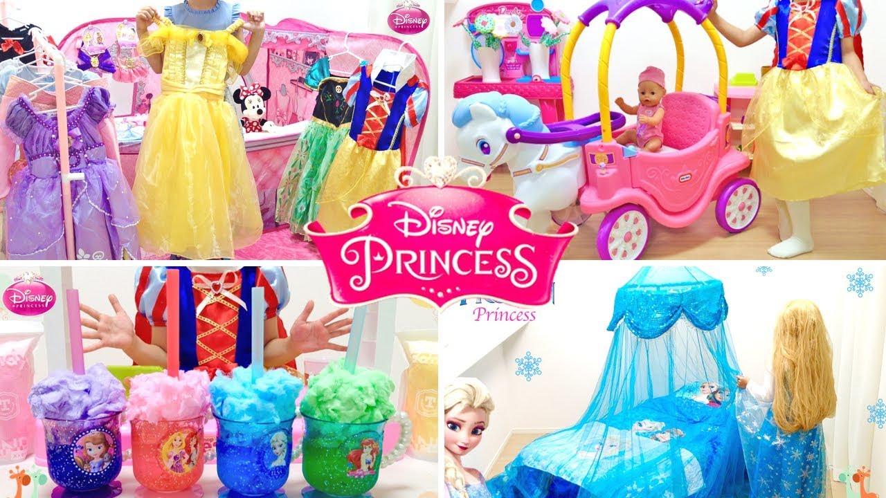 ディズニー プリンセス 人気