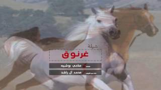 شيلة غرنوق   كلمات مناحي بوشيبه   اداء نجم الشيلات محمد ال راشد