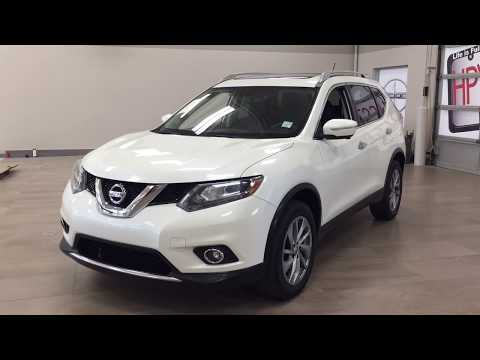 2015 Nissan Rogue SL Review