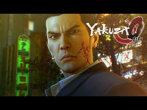 Yakuza 0 (PS4) - Intro & Chapter #1 - Bound By Oath [Part 1/2]