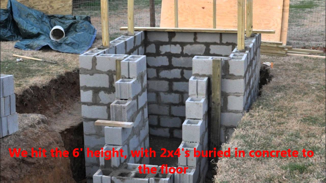 Best Kitchen Gallery: Homemade Storm Shelter Youtube of Shipping Container Storm Shelter on rachelxblog.com