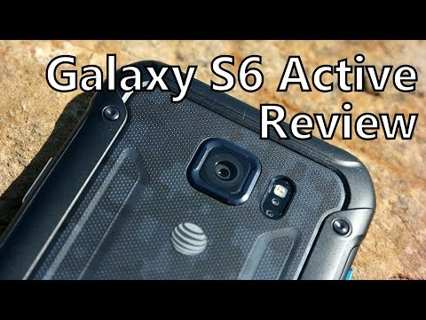 Galaxy S6 Active Review: The Full Scoop on Samsung