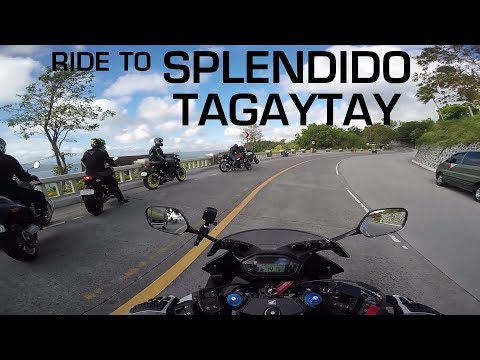 Download Youtube: MotoVLOG: Ride to Splendido Tagaytay and Canlubang Mansion Laguna
