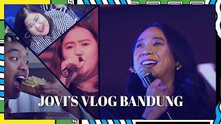 JALAN JALAN KE BANDUNG + DATENG KE BDAY FOLLOWERS - Daily Vlog Ep. 54 || Jovi Hunter