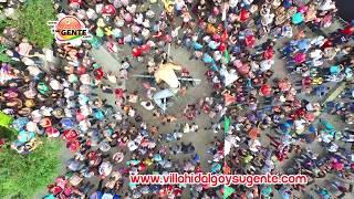 Plaza Principal de Villa Hidalgo Jalisco - 16 de Septiembre de 2015