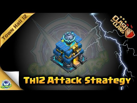 Queen Walk + Max Witch + Bowler Strategy Attack Th12 | Clash of Clans 2019