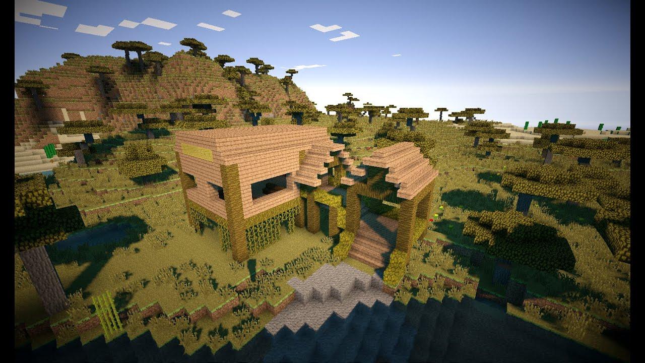 Tuto Construction Maison Savane