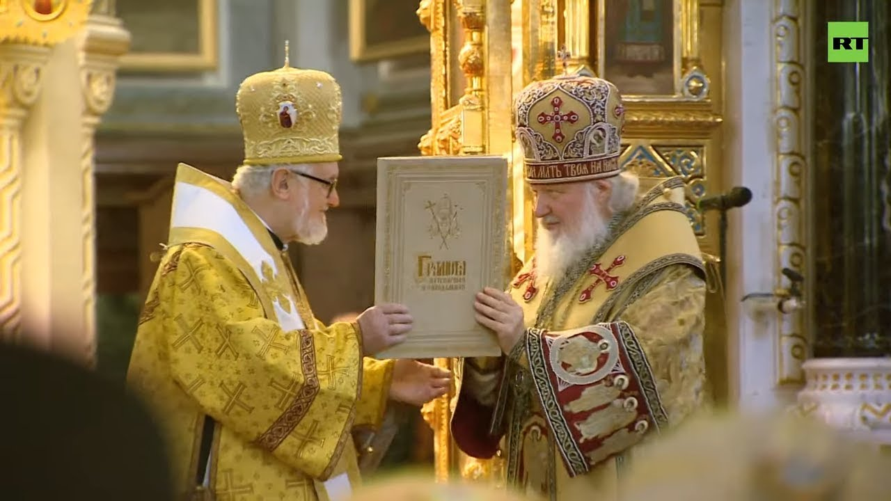 Orthodox priests from Western Europe rejoin Russian Church