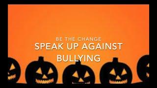Be the Change: Speak Up Against Bullying