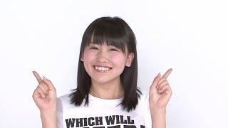 小嶋真子コメント映像「第3回 AKB48 紅白対抗歌合戦」 / AKB48[公式]