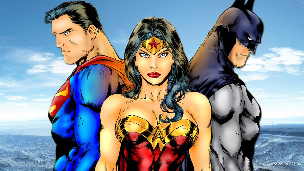 naked wonder women sexual with superman
