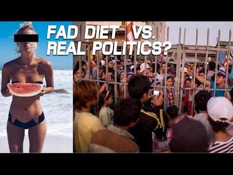 Fake Diet, Real Politics: fads & the future of Veganism.
