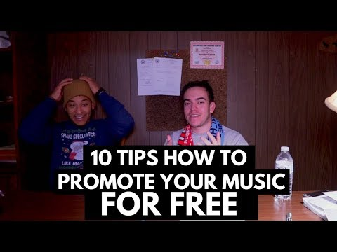Music Marketing Strategies 2018 How to Promote Music with No Budget