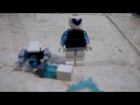 lego max steel [minifigora] - YouTube