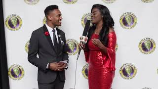 GALA INTERVIEW Tyrus Bush