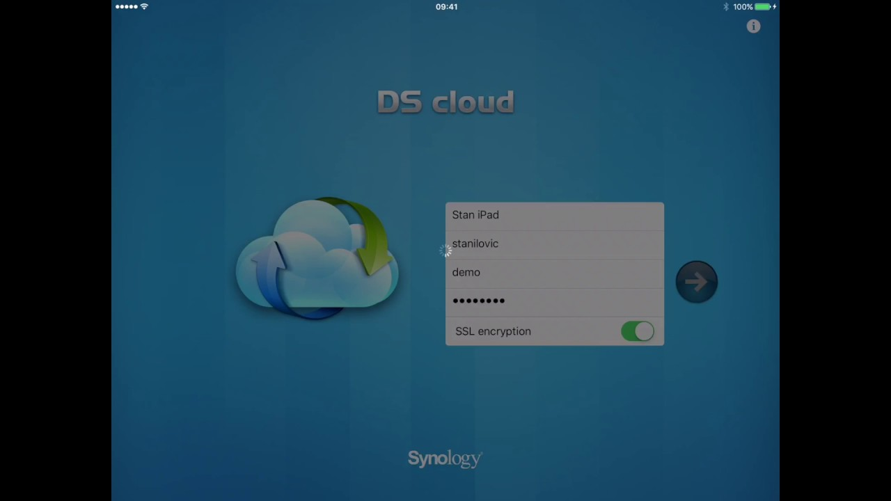 Ds Cloud Synology