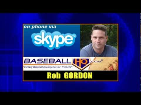 Minor League Analyst Rob Gordon from BaseballHQ.com